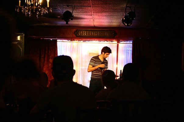 Stand Up Comedy at Othello's in Norman