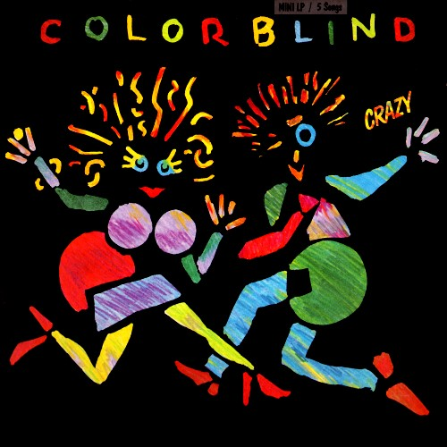 Colorblind Crazy