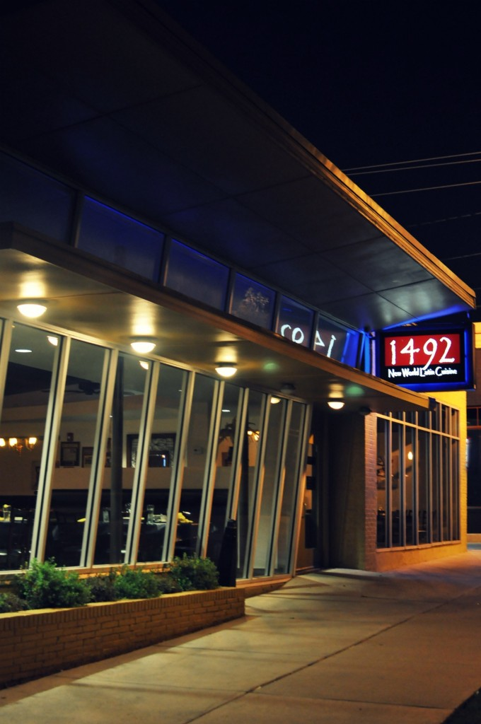 Okc net downtown oklahoma city guide part ii midtown for 1492 latin cuisine