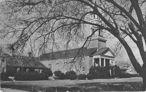 First Unitarian Church, 1926