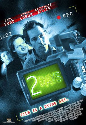 2 days poster, 2003