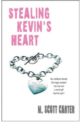 "M. Scott Carter will be signing copies of ""Stealing Kevin's Heart""  at Norman Public Library at 7:00 p.m. today and again at Full Circle Bookstores in Oklahoma City on Saturday from 3:00 p.m. - 4:30 p.m."