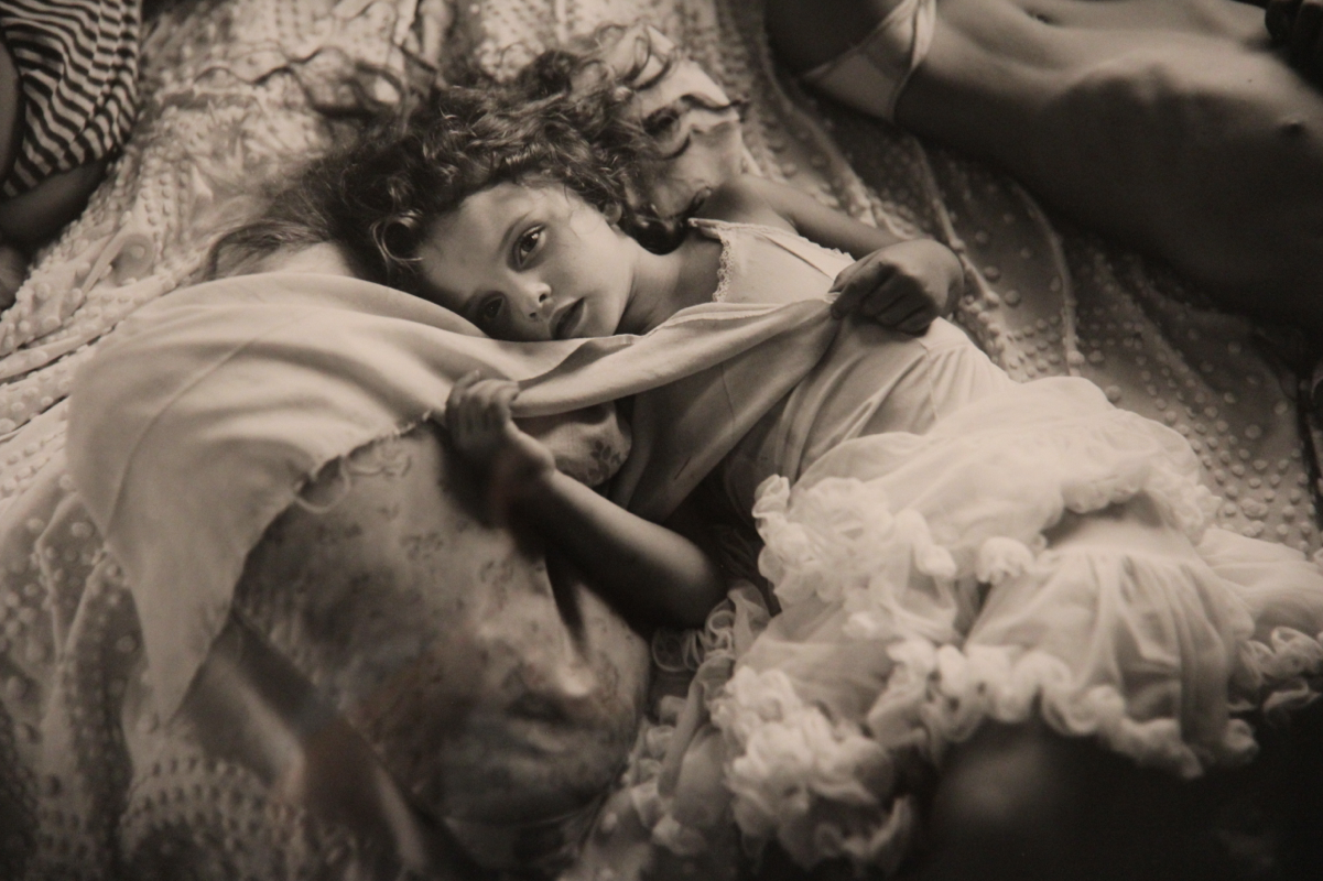 A portriat of Sally Mann's daughter will be one of many photos from various artists the world over on display at [Artspace] at Untitled this Friday Febuarary 3rd.