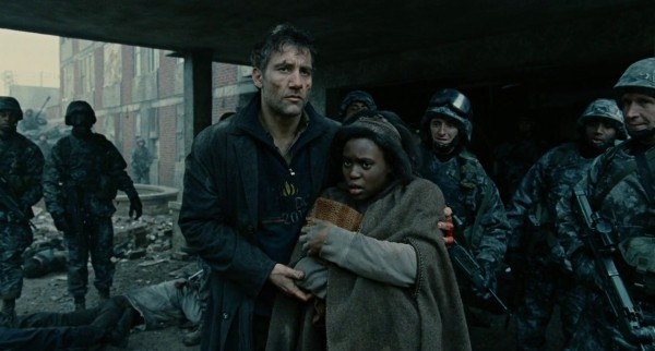 children of men baby1 600x322 3 Diamonds in the Rough: Hidden Gems of Film from the Last 10 Years