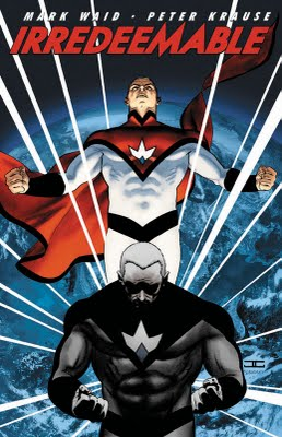 irredeemable TPB Beastly Boys: The Dan of Steel Gets Rowdy