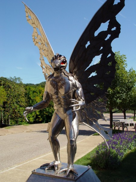 mothman 450x600 10 Types of Documentaries We Can Live Without