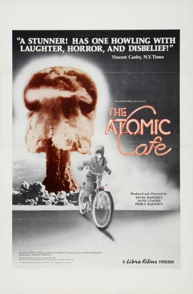 the atomic cafe movie poster 1982 1020670693 394x600 20 Documentaries Everyone Should See, Pt 1