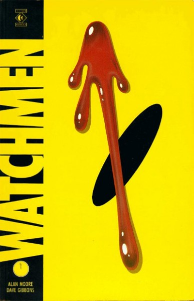 watchmen original1 387x600 The Watchmen Effect: The Dan of Steel Gets Postmodern