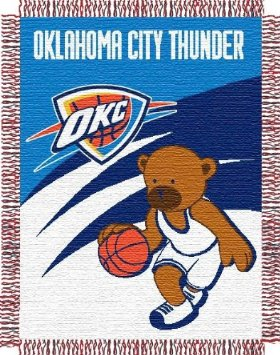 BABYBLANKET List: The 11 Most Ridiculous Pieces of OKC Thunder Merchandise I Could Find
