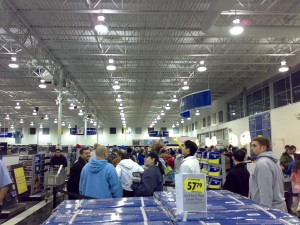 Black Friday line 300x225 How to Win At Black Friday