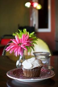 Coffy's delicious gluten-free cupcakes