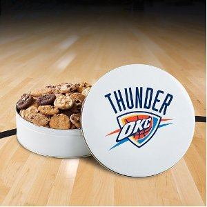 cookies List: The 11 Most Ridiculous Pieces of OKC Thunder Merchandise I Could Find