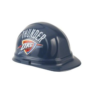 hardhat List: The 11 Most Ridiculous Pieces of OKC Thunder Merchandise I Could Find