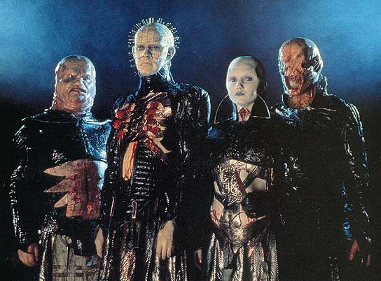 hellraiser cenobites Poppin and Hoppin