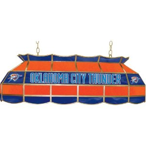 lamp List: The 11 Most Ridiculous Pieces of OKC Thunder Merchandise I Could Find