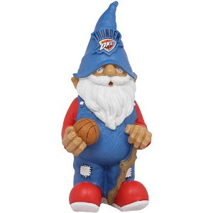 thundergnome List: The 11 Most Ridiculous Pieces of OKC Thunder Merchandise I Could Find