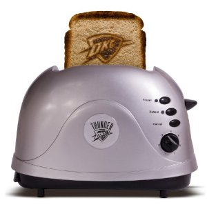 toast List: The 11 Most Ridiculous Pieces of OKC Thunder Merchandise I Could Find