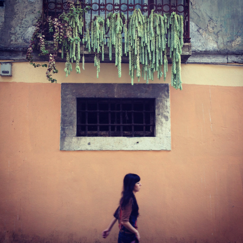 Sofia Verzbolovskis, Bairro Alto, Portugal 2012, iPhone 4S & Instagram. Photo courtesy of Artspace at Untitled.