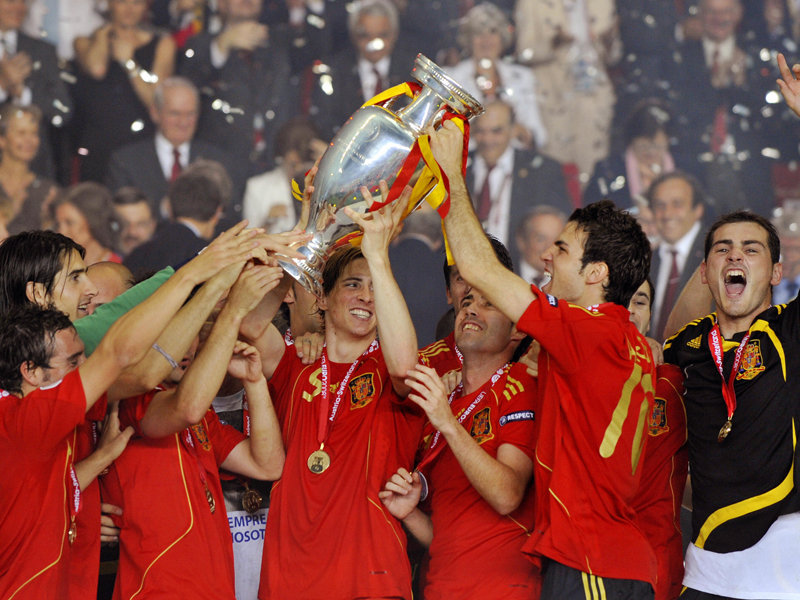 Current holders Spain look to win their third consecutive major international tournament.