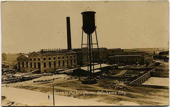 Packingtown, 1912