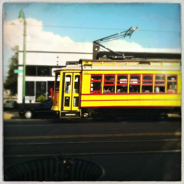 Dear OKC, please bring back trolleys.