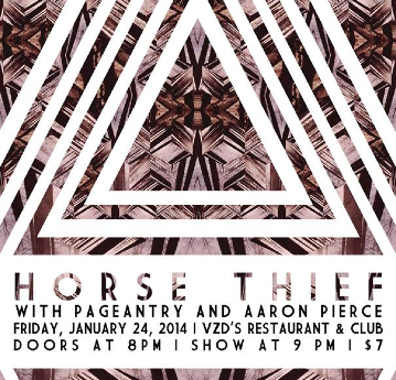 Horse Thief ∆ Moongiant ∆ Aaron Pierce Band @ VZDs Restaurant and Club | Oklahoma City | Oklahoma | United States