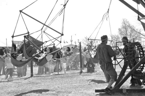 Ye Olde Air Carousel