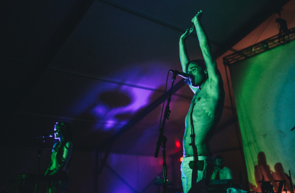 of Montreal. Photo creds: Roger Ho, APF 2014