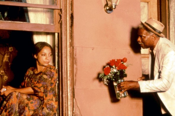 Ruby Dee and Ossie Davis in 'Do the Right Thing'