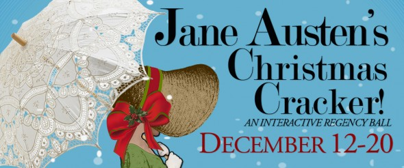 This unique, live theatrical experience promises to delight and charm you from start to finish. Sit back and enjoy the pageantry, mischief and frivolity of a Christmas party thrown by Jane Austen and her sister, Cassandra in 1796 England. Or take part directly in the action, by dancing and socializing with our Regency costumed characters. Audience cos-play is welcomed!